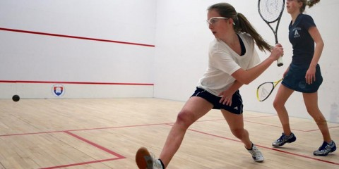 Williams Squash Courts