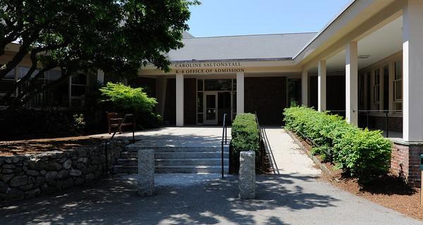 Caroline Saltonstall Building